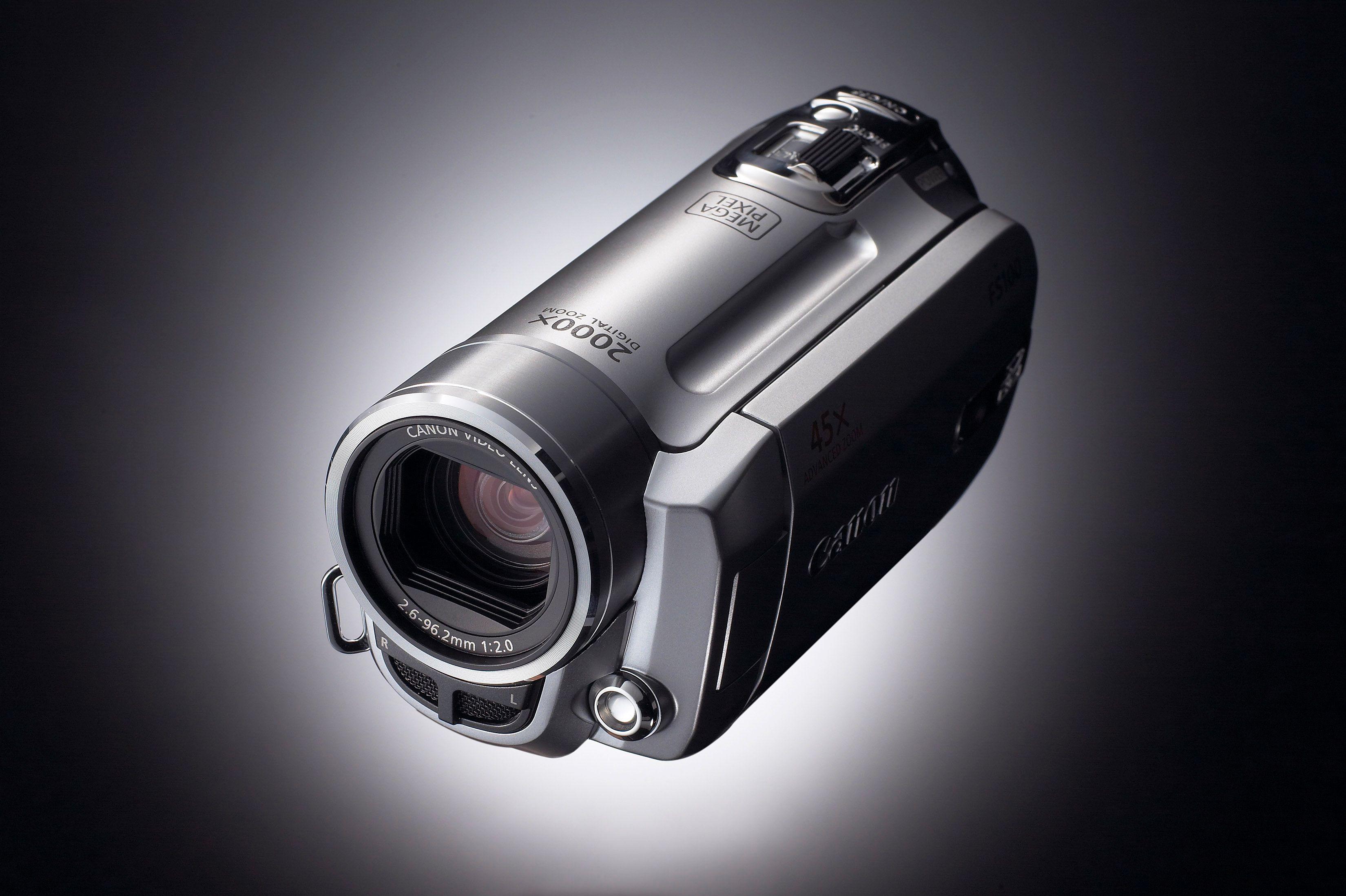 Lite og hendig kamera - kan være med over alt.