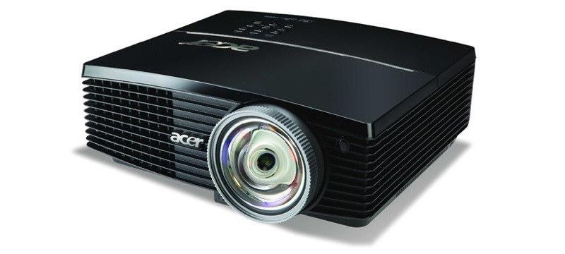 3D-projektor fra Acer