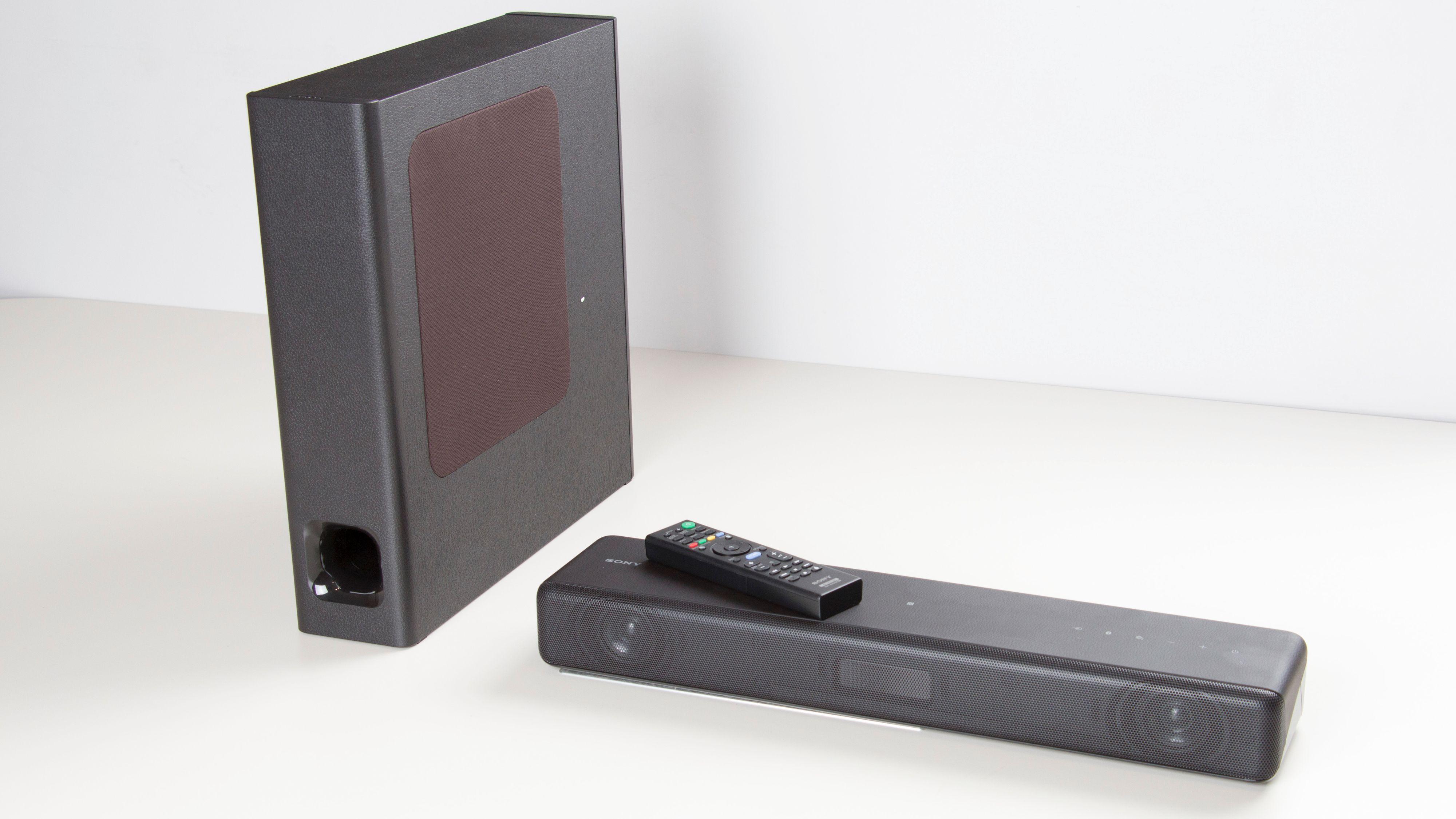 Sony HT-MT500 fremside