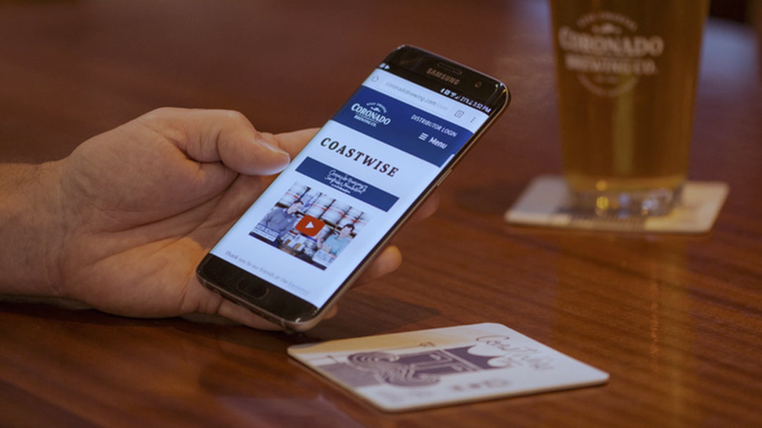 Nå har det kommet «smarte» ølbrikker – med norsk teknologi!