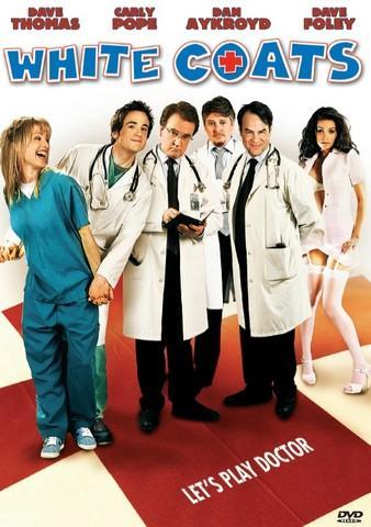 """""""White Coats"""" er en komedie i samme stil som """"American Pie"""" og """"Van Wilder""""."""