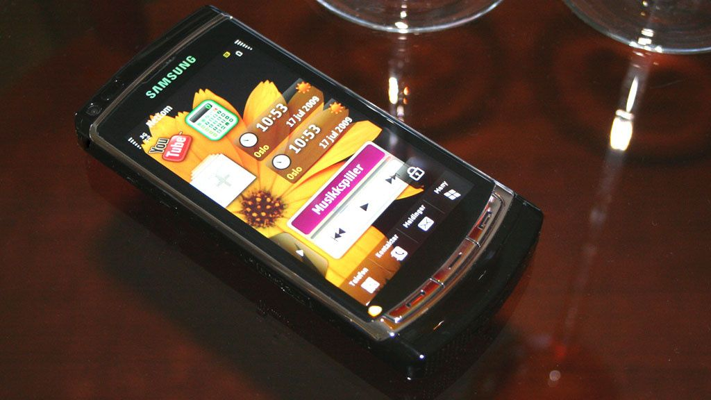 Test: Samsung Omnia HD - Regjerende verdensmester