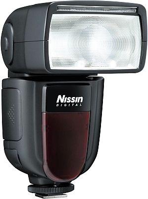 Nissin Di700 kommer for Nikon, Canon og Sony.Foto: nissindigital.com