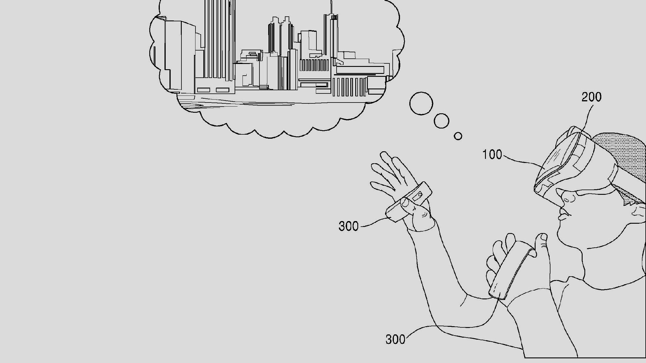 Slik vil Samsung spore hendene dine, uten eksterne sensorer