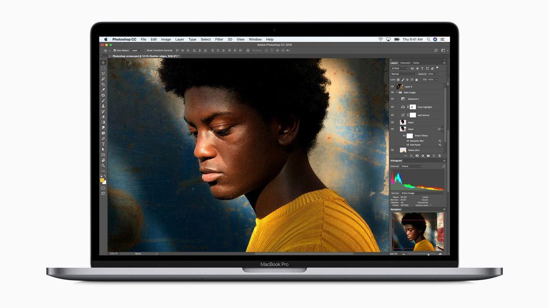Apple oppdaterer MacBook Pro med ny innmat