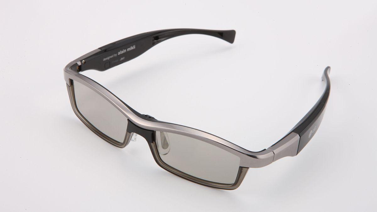 Lanserer trendy 3D-briller