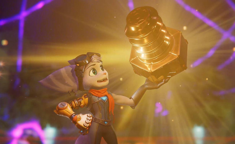 Ratchet & Clank: Rift Apart er et av Playstation 5 sine eksklusive titler, og en passende illustrasjon.