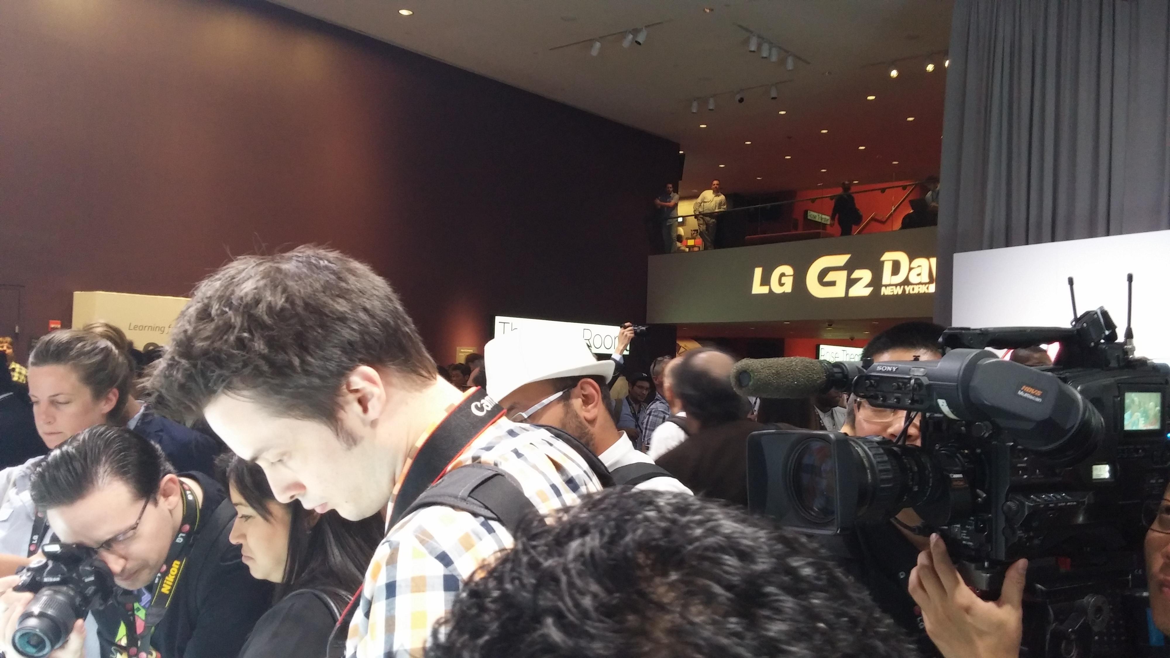 Testbilde fra LG G2