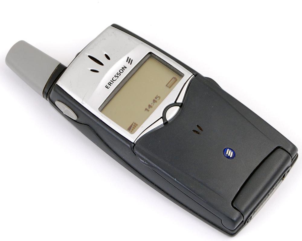 T39 var sin tids toppmodell, med GPRS som den store nyheten.