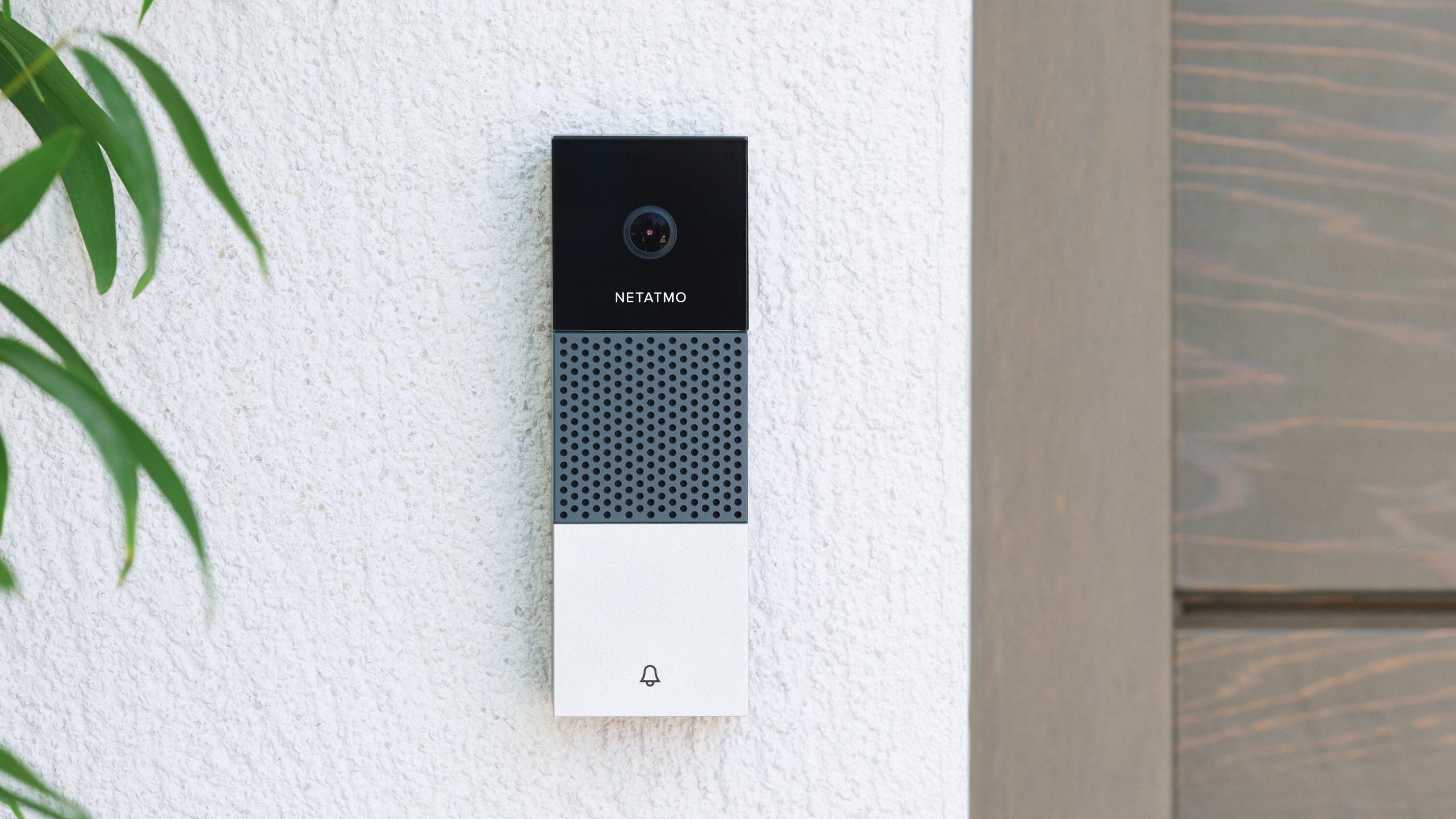 Netatmo har en smart videoringeklokke på gang