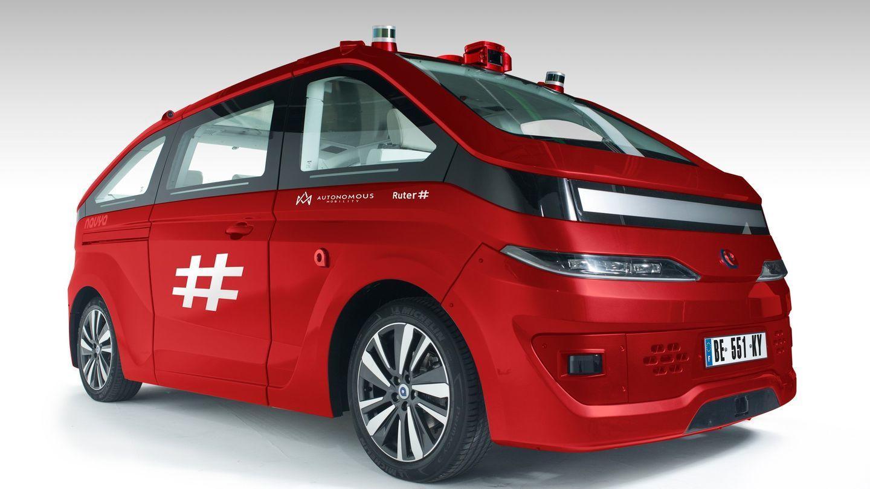 Innen 2021 kan Ruter ha hele 50 selvkjørende kjøretøy på veien
