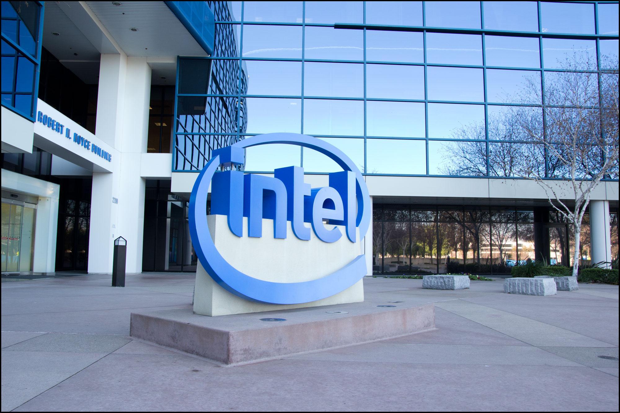 Intels lokaler i Silicon Valley