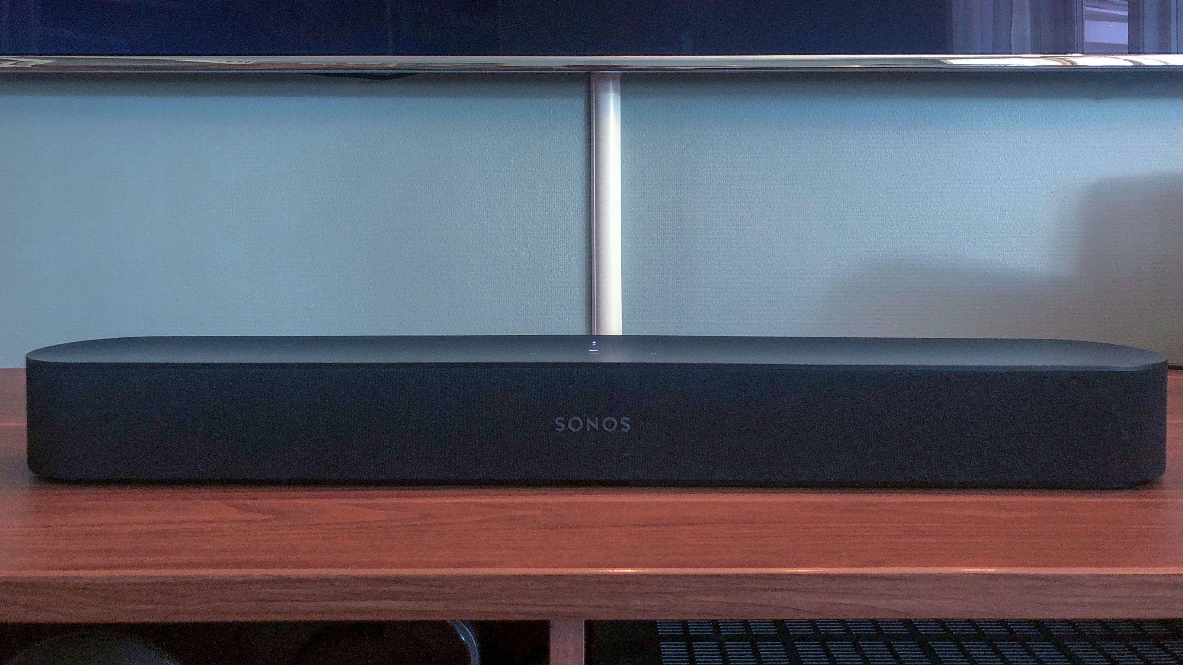 Sonos Beam Test Tek.no
