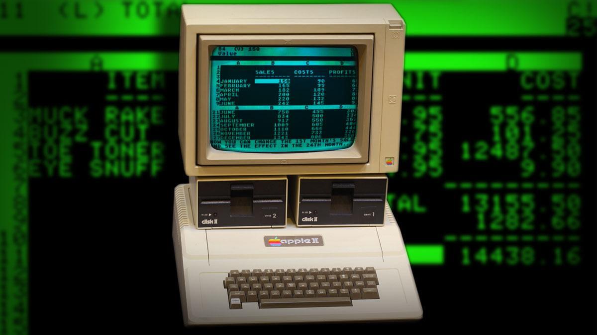 Vi har snakket med skaperne av VisiCalc – Historiens første «killer app»