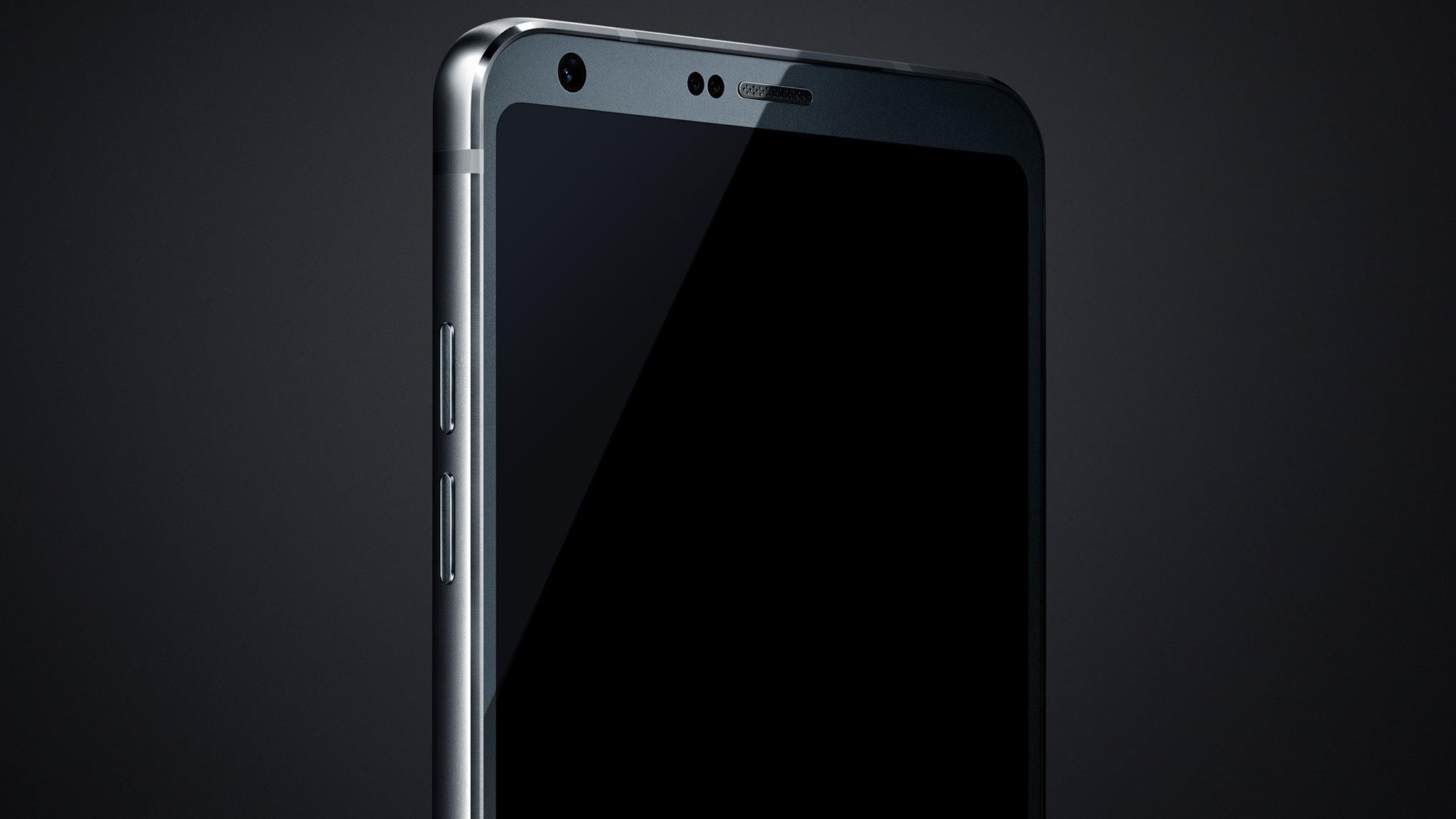 LG G6 får vidvinkelkamera både foran og bak