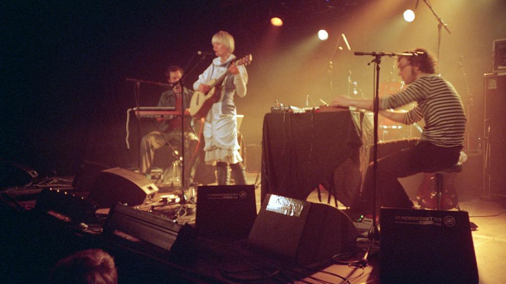 Fildeling og det nye musikkmangfoldet