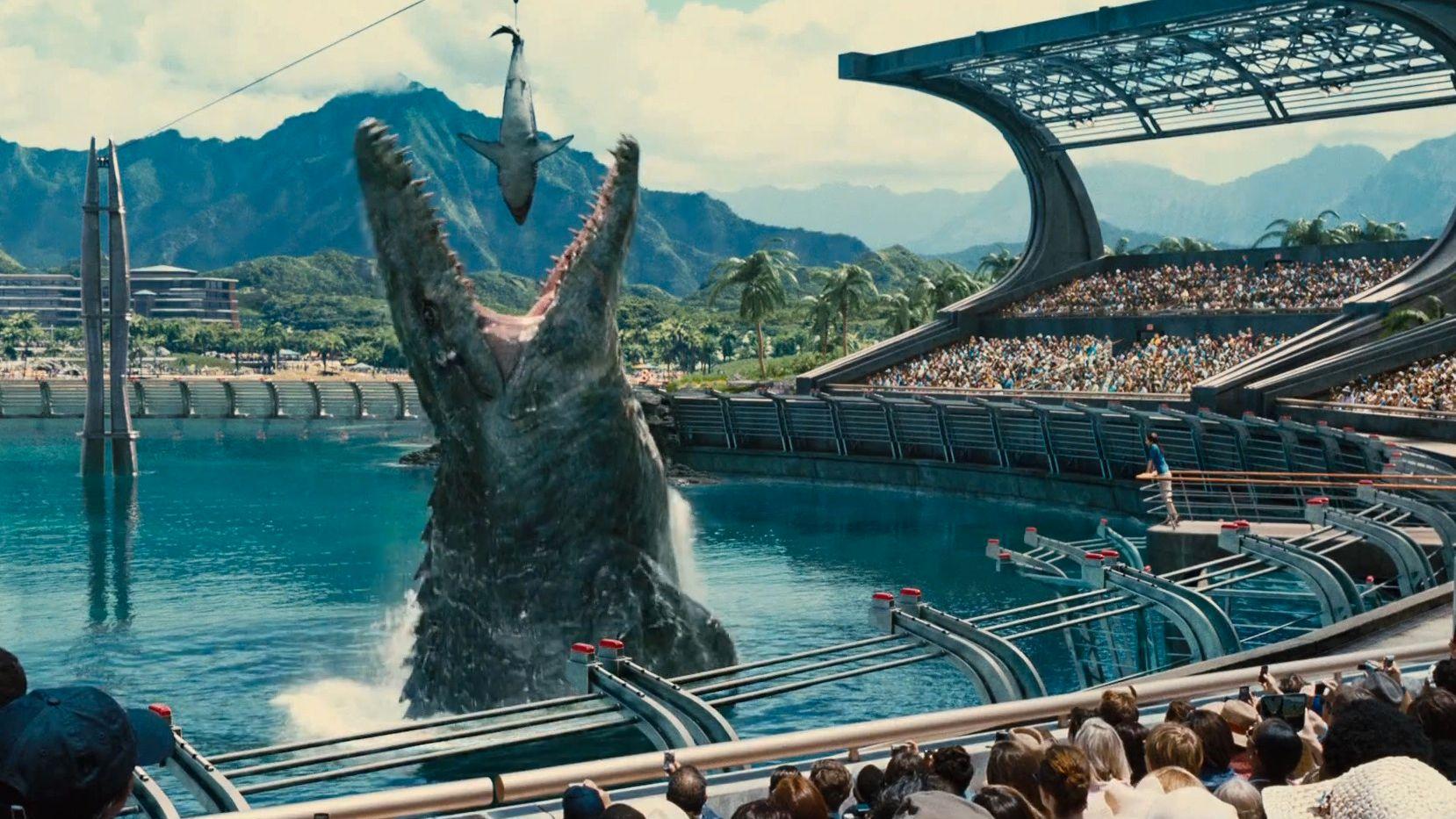 Hvor mye ville en ekte Jurassic Park kostet?