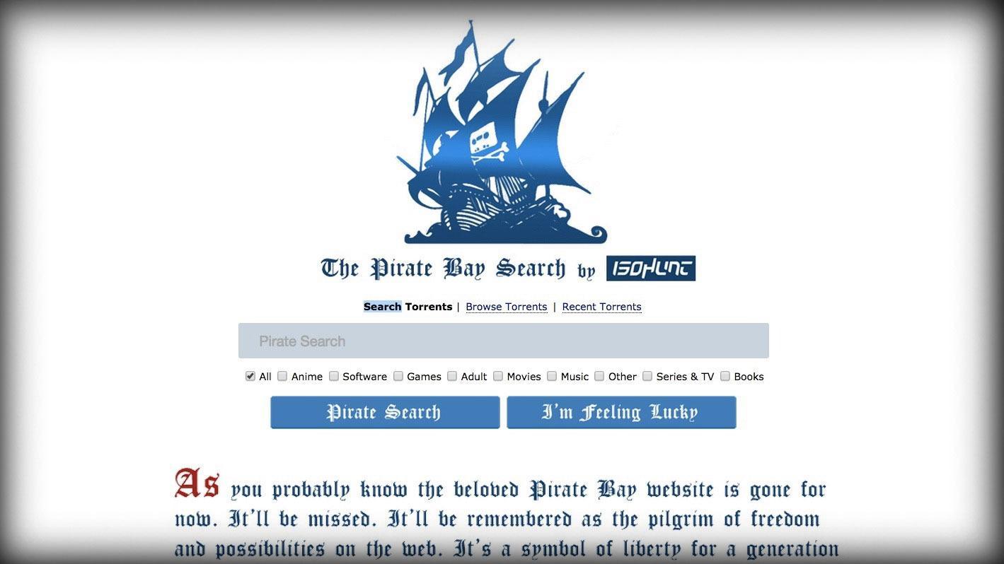 The Pirate Bay har gjenoppstått