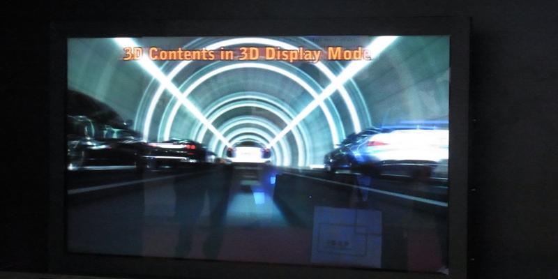 Svær brillefri 3D-TV