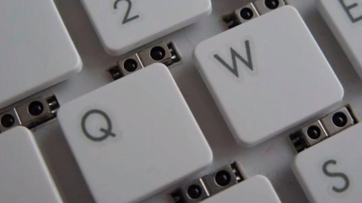 Hvil hendene på dette sprøe tastaturet Tek.no