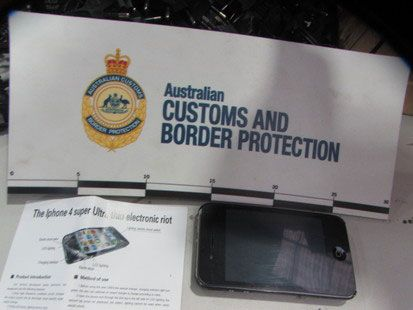 Foto: Australian Customs and Border Protection Service