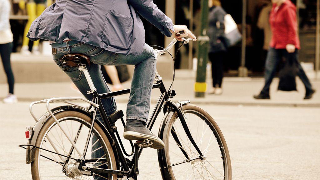 Med elsykkel sykler du dobbelt så ofte – og dobbelt så langt