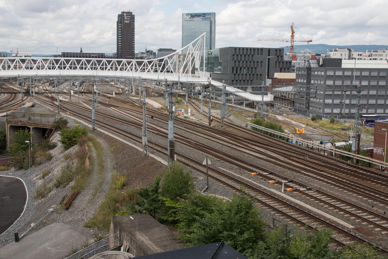 Jernbanen krever massive mengder utstyr. Det koster å bygge, og det koster å vedlikeholde. Med ERTMS blir begge postene mindre.Foto: Jørgen Elton Nilsen, Hardware.no
