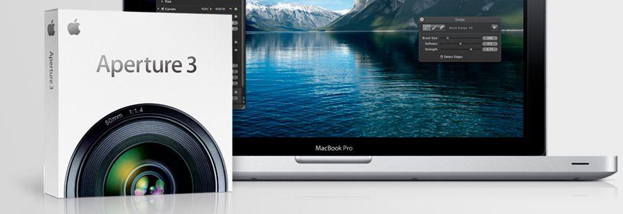 Apple Aperture 3.0
