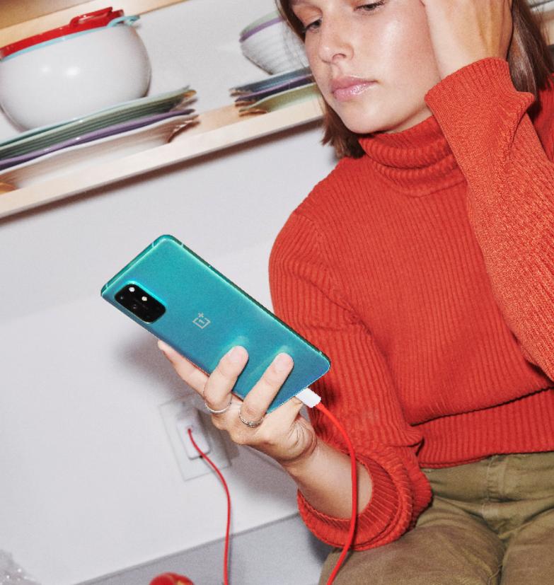 Det skal gå enda raskere å lade opp OnePlus 8T enn med noen annen OnePlus tidligere.