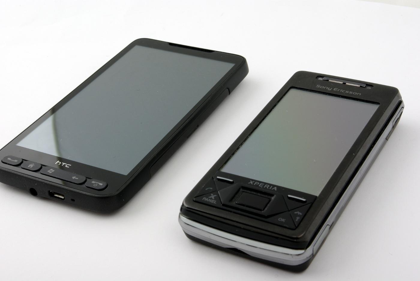Nærmer vi oss slutten for Windows Mobile-telefoner? (Foto: Einar Eriksen)