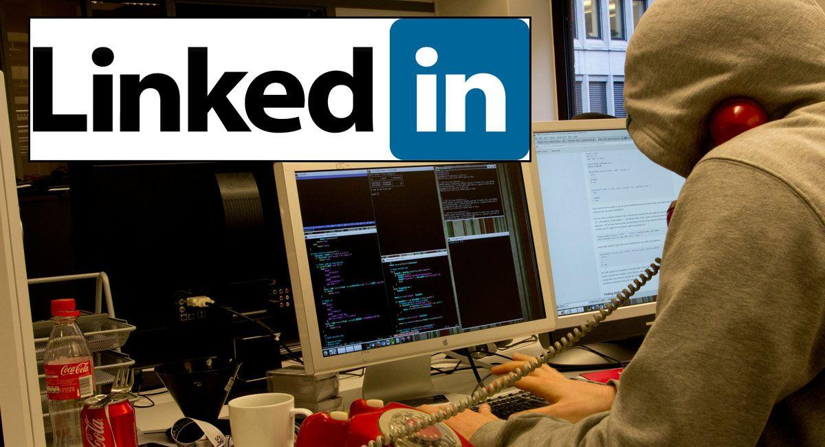Bytt passord på LinkedIn nå