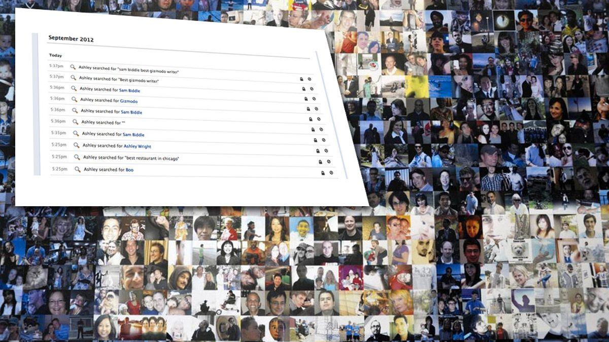 Nå lagrer Facebook søkene dine