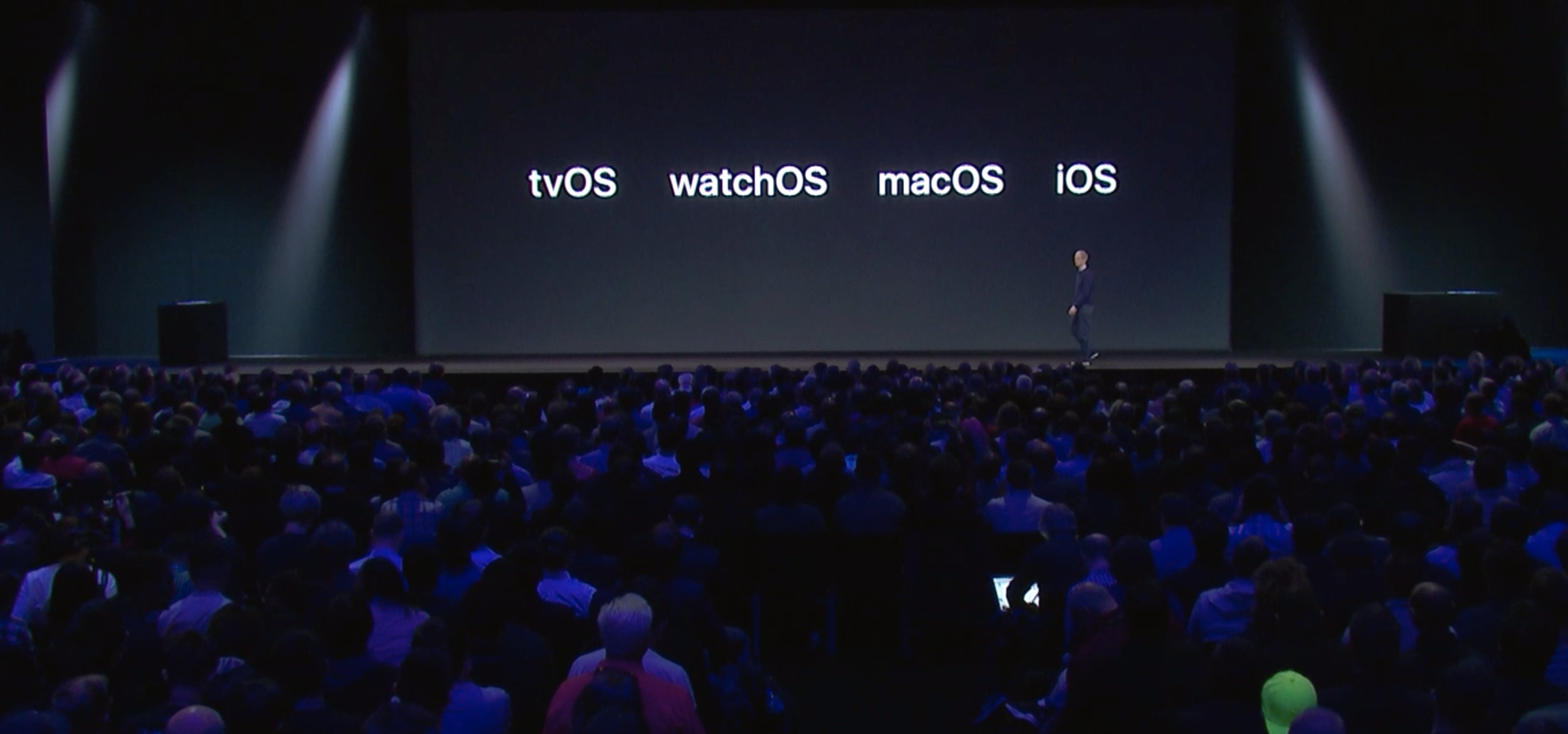 De eksisterende plattformene presenteres.