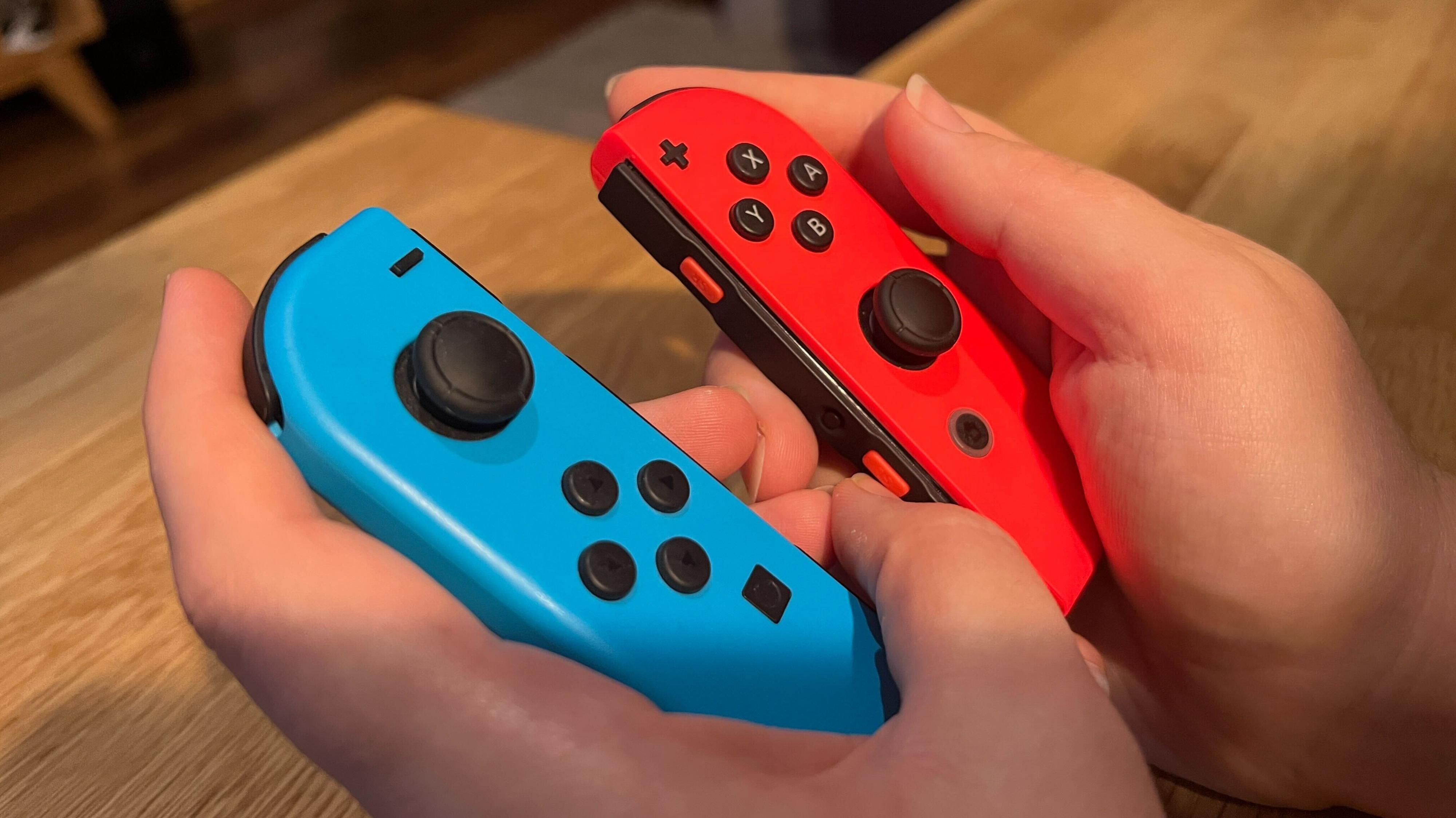 Nintendos Joy-Con-kontrollere har fått mange klager.