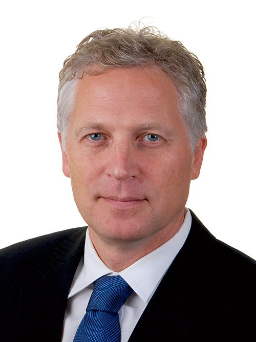 Øyvind Korsberg i Frp er umiddelbart mye mer skeptisk enn positiv.Foto: stortinget.no