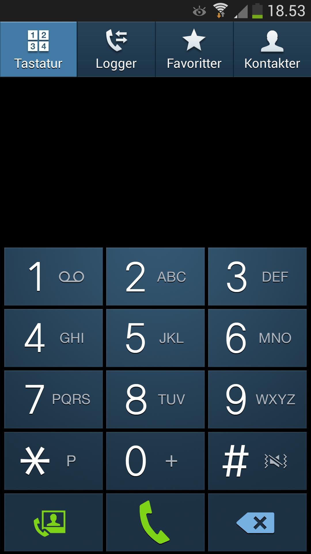 Galaxy S4 er svært god på basisfunksjoner, og kan skilte med god batteritid.