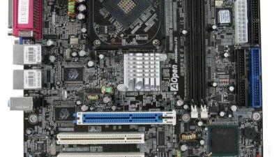 AOpen i855 GMEm-LFS