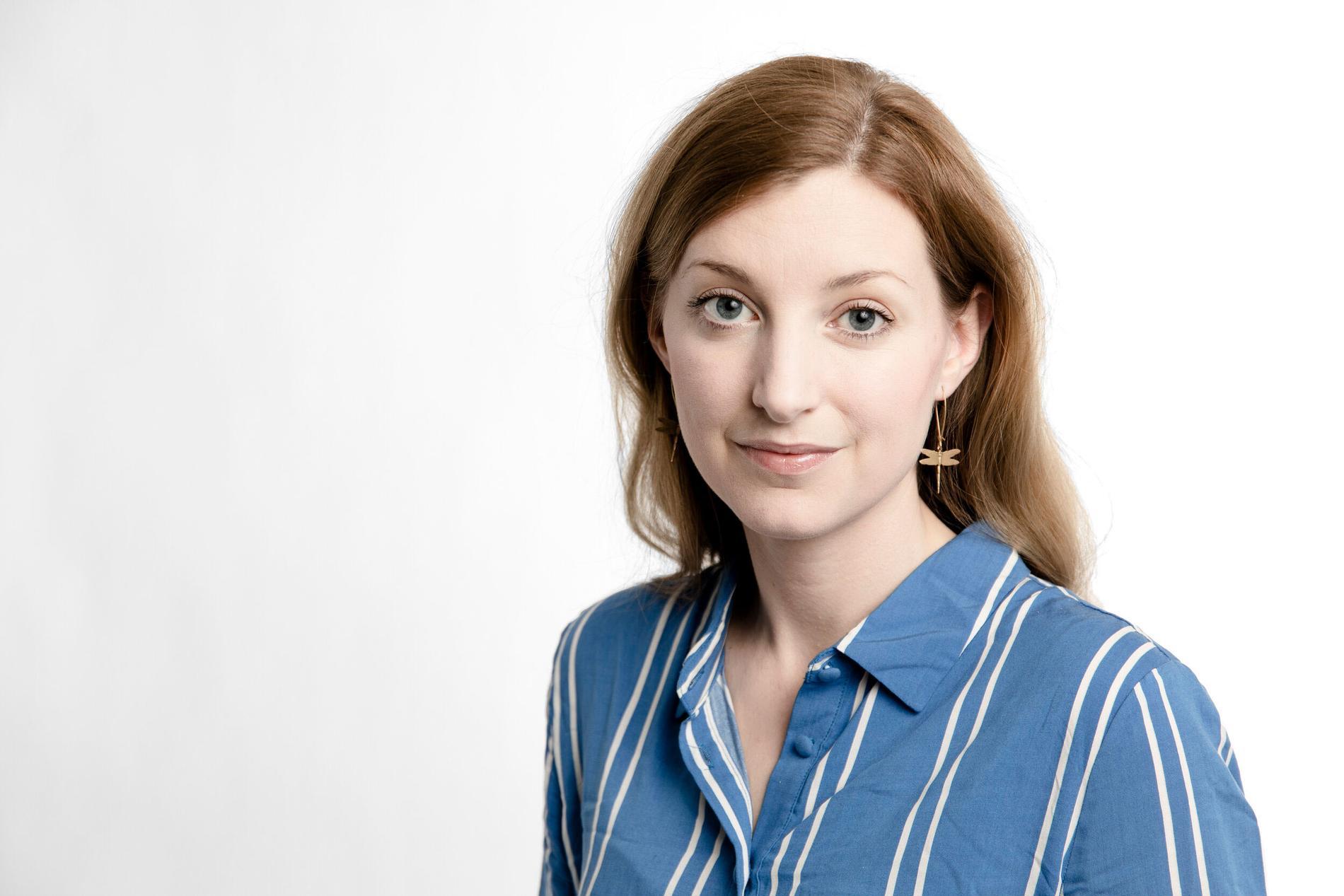 Frida Hylander är psykolog och driver tillsammans med tre kollegor Klimatpsykologerna som arbetar med de psykologiska och beteendemässiga aspekterna av klimatkrisen.
