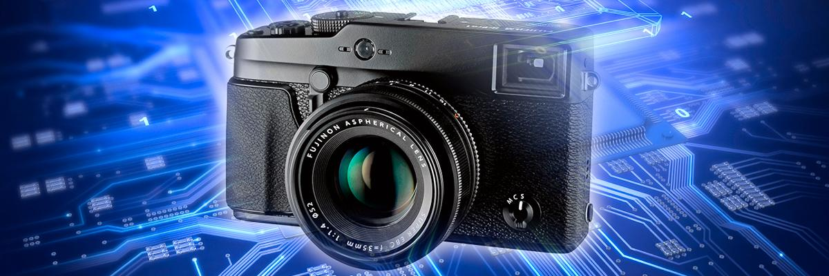 Fujifilm gjør kameraene sine enda bedre