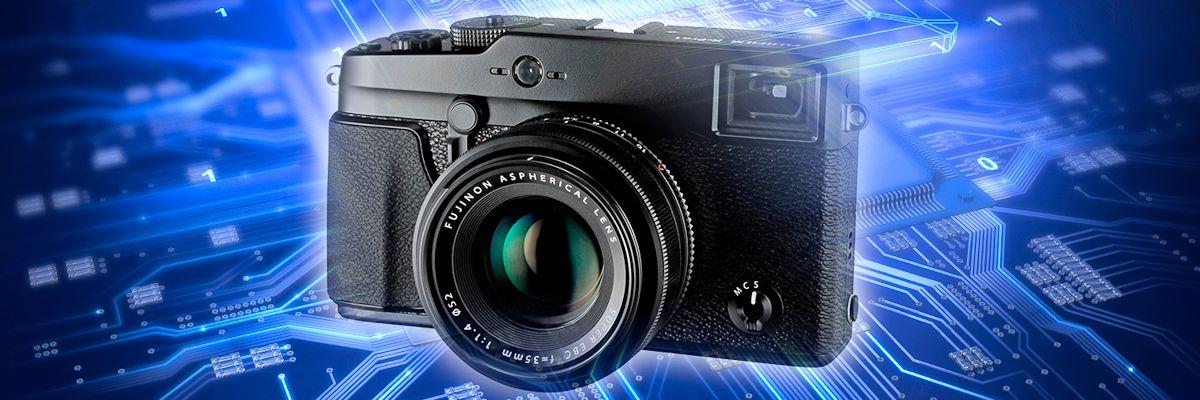 Er ulydene borte fra Fujifilm X-Pro1?