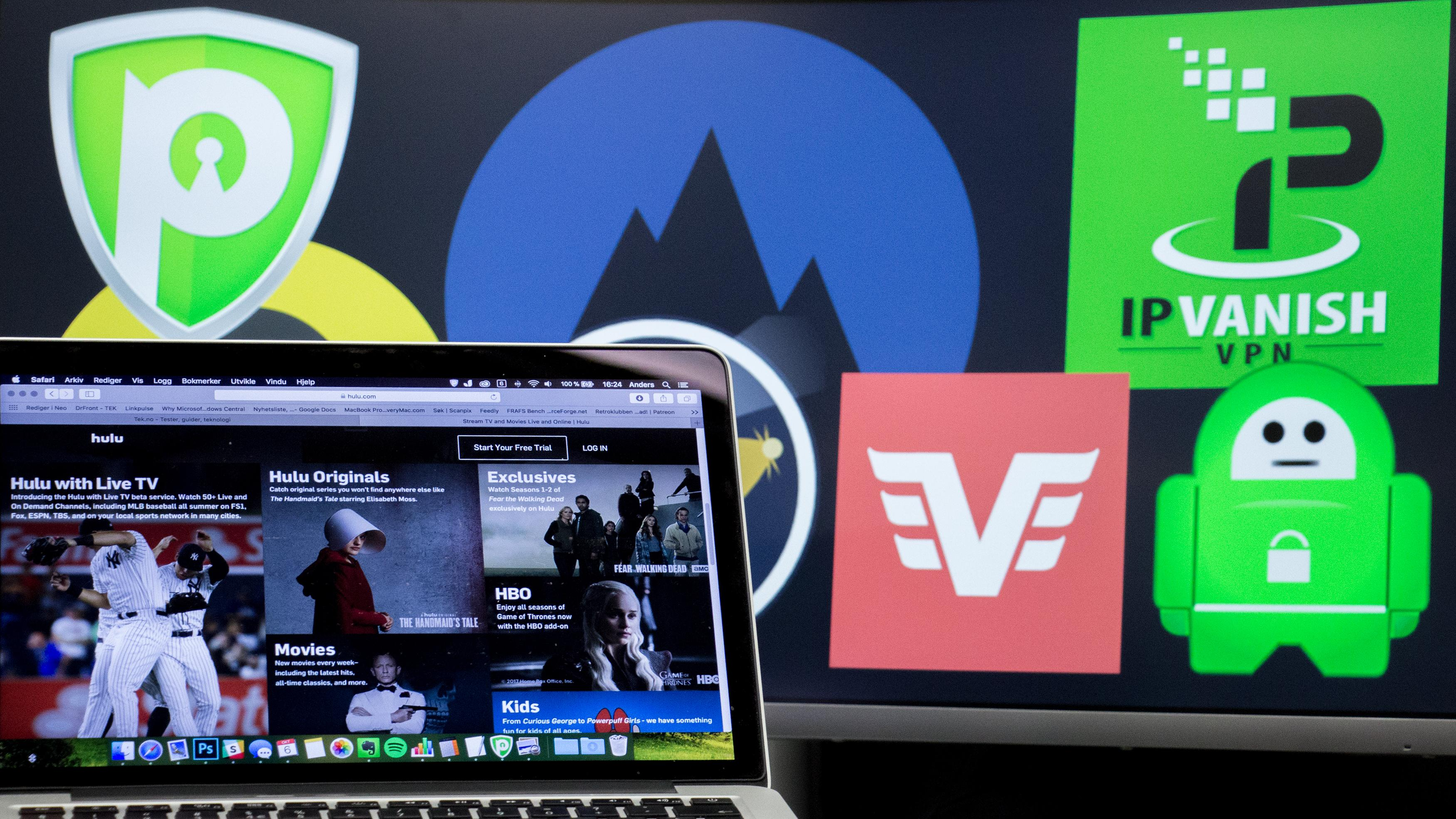 Mange VPN-tjenester kan gi deg amerikansk Netflix