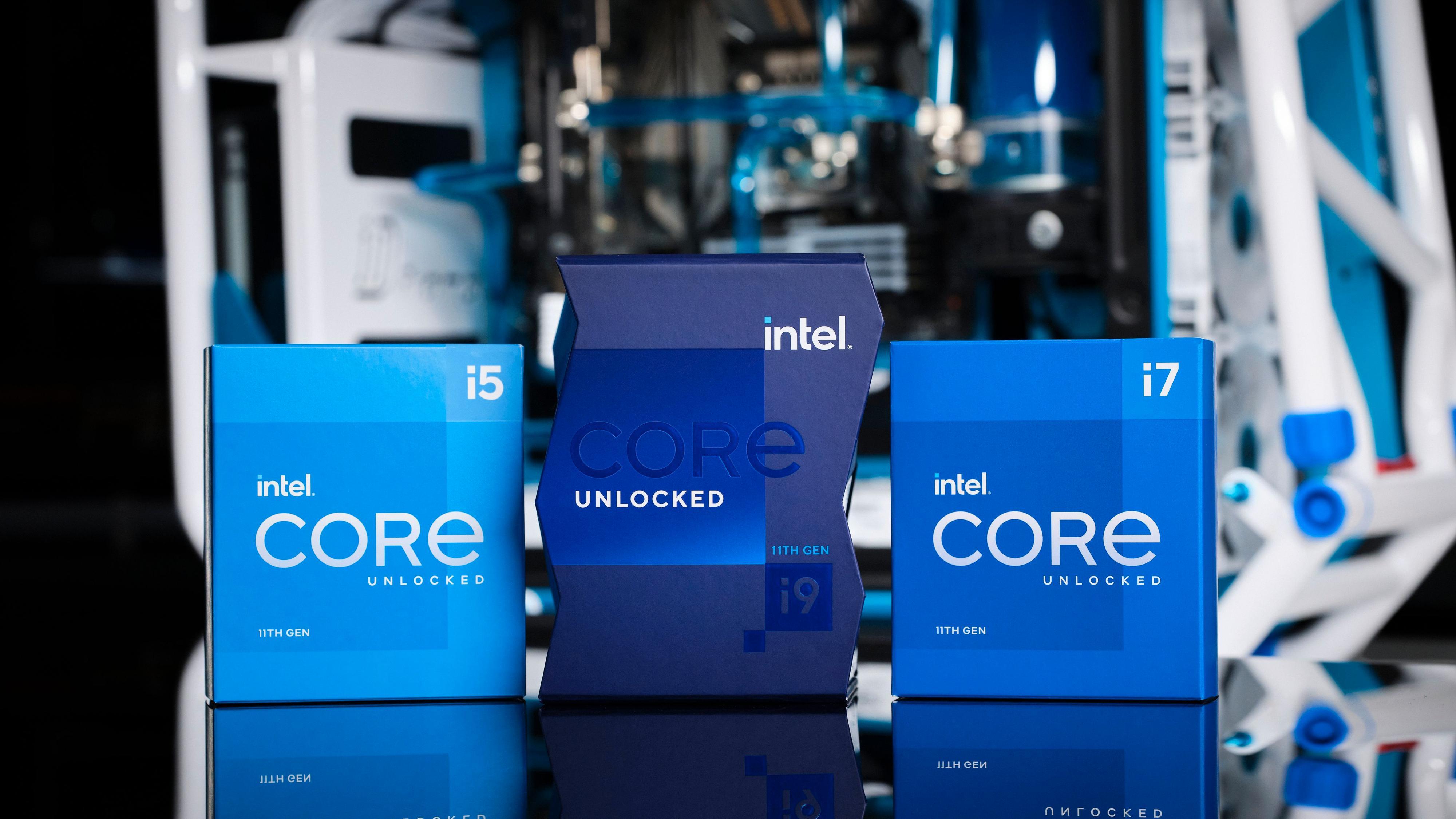 Nå er Intels nye prosessorer offisielle