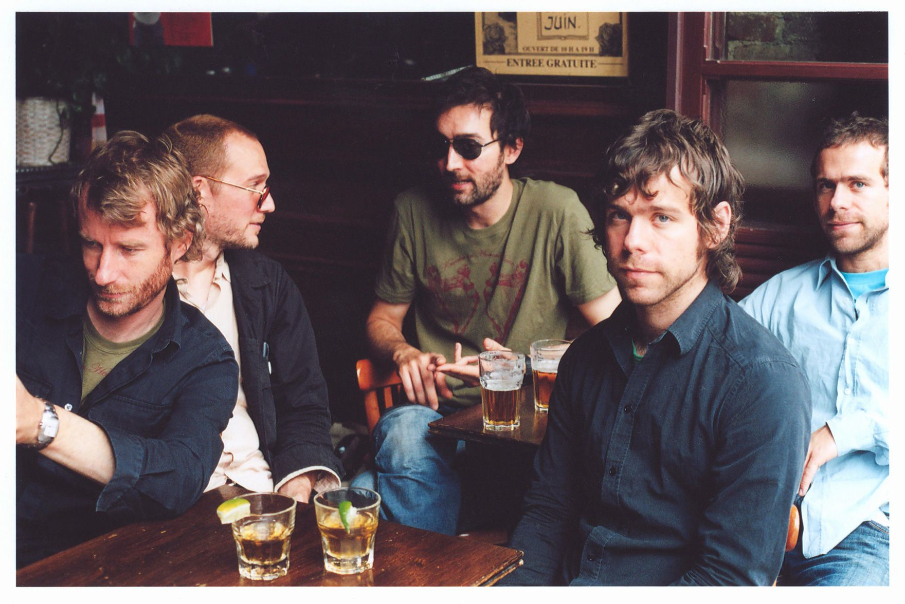 The National skal på turne sammen med R.E.M. til sommeren.