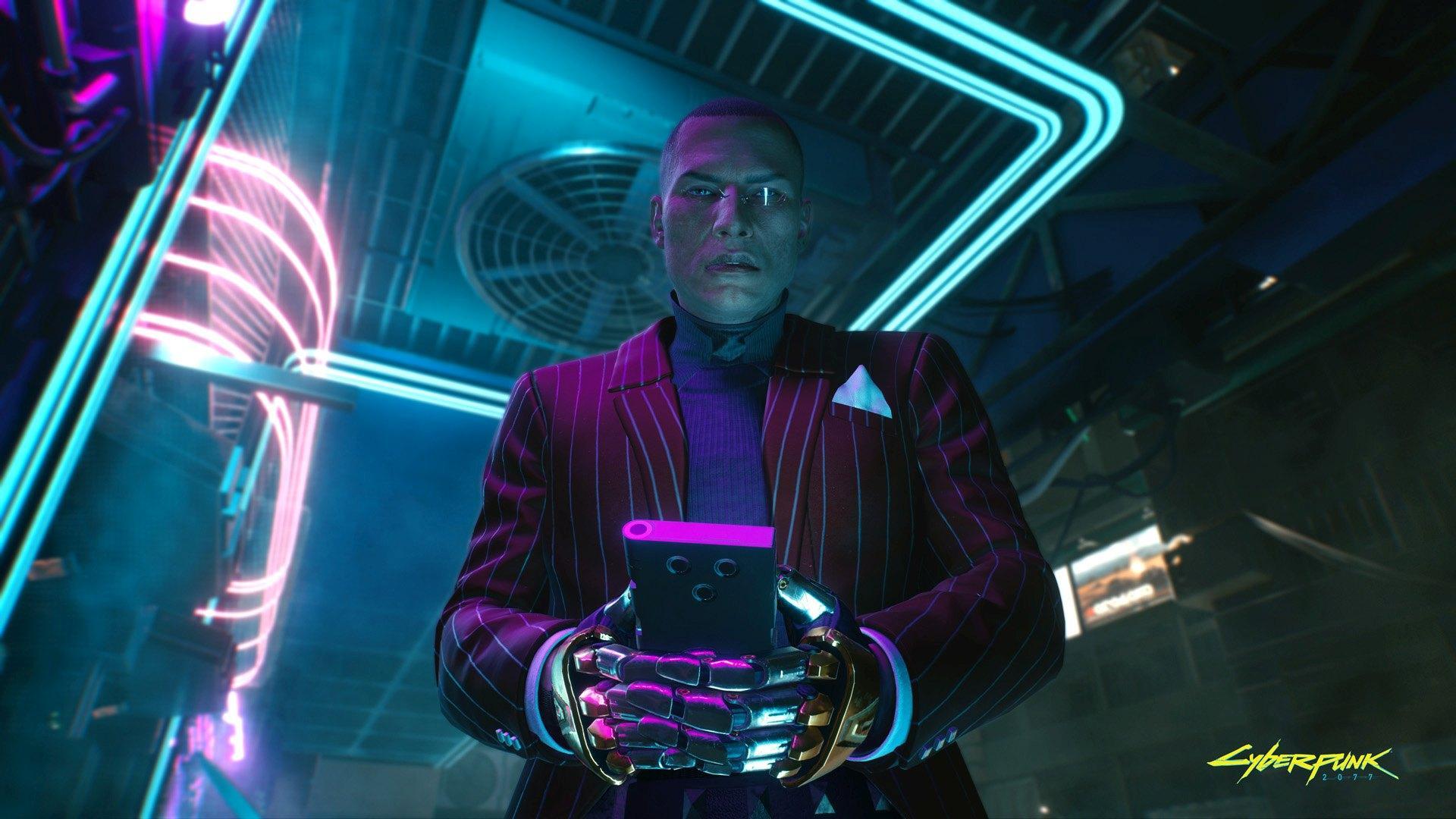 Cyberpunk 2077 har solgt i bøtter og spann