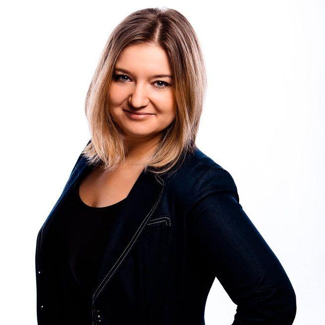 Elżbieta Różalska, global PR-sjef i Kinguin.net.