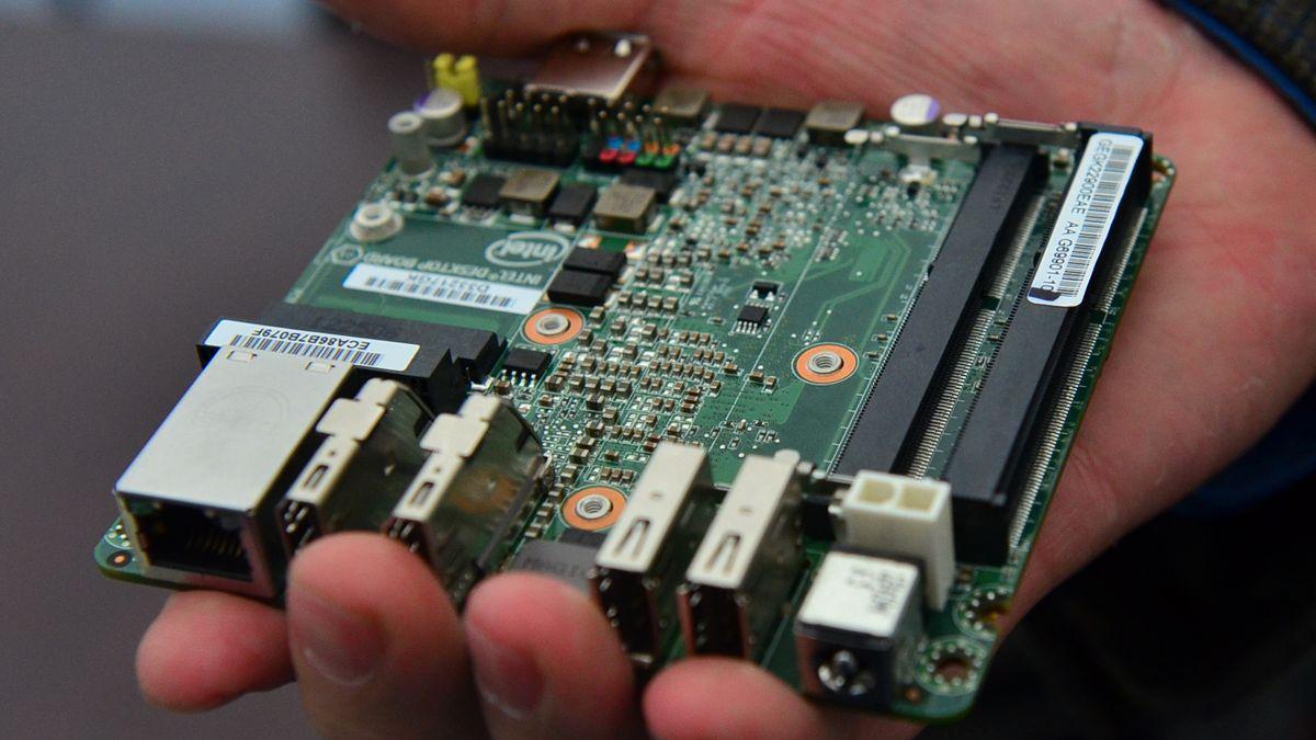 Slik er Intels mini-hovedkort