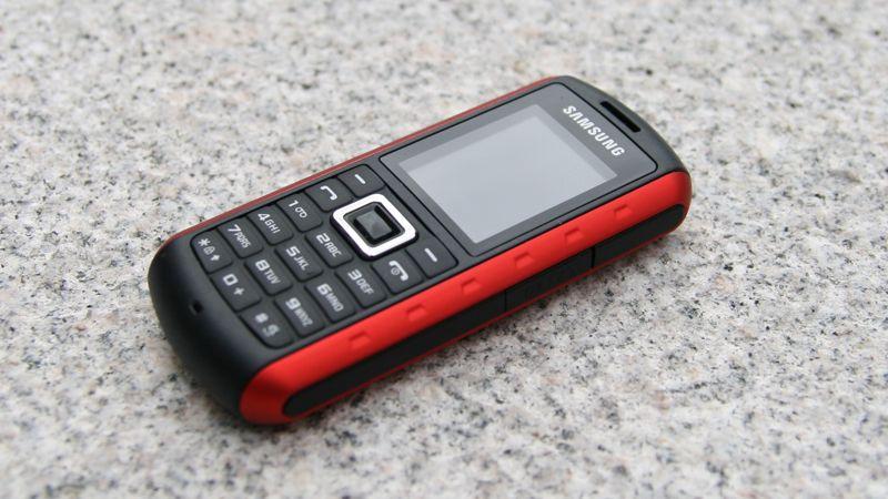 Hvor mye tåler egentlig Samsung B2100?