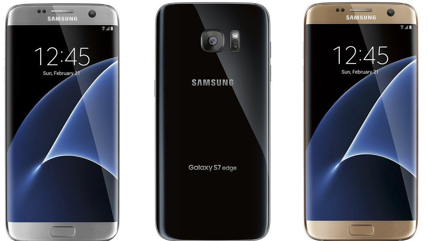 Alle ryktene om Galaxy S7