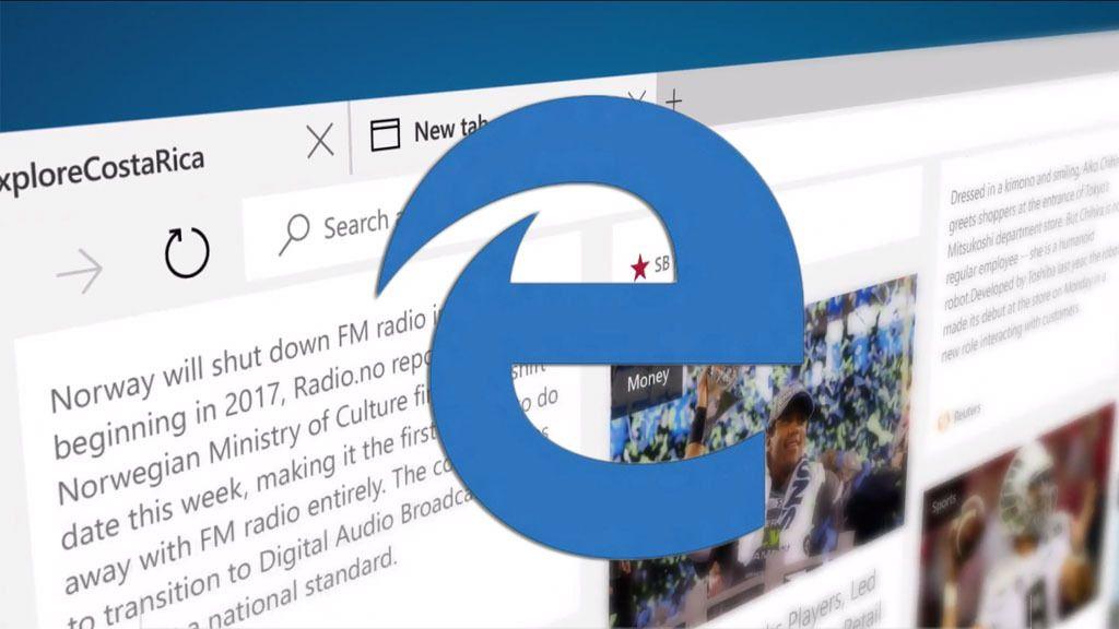 Dette er ikke Internet Explorer