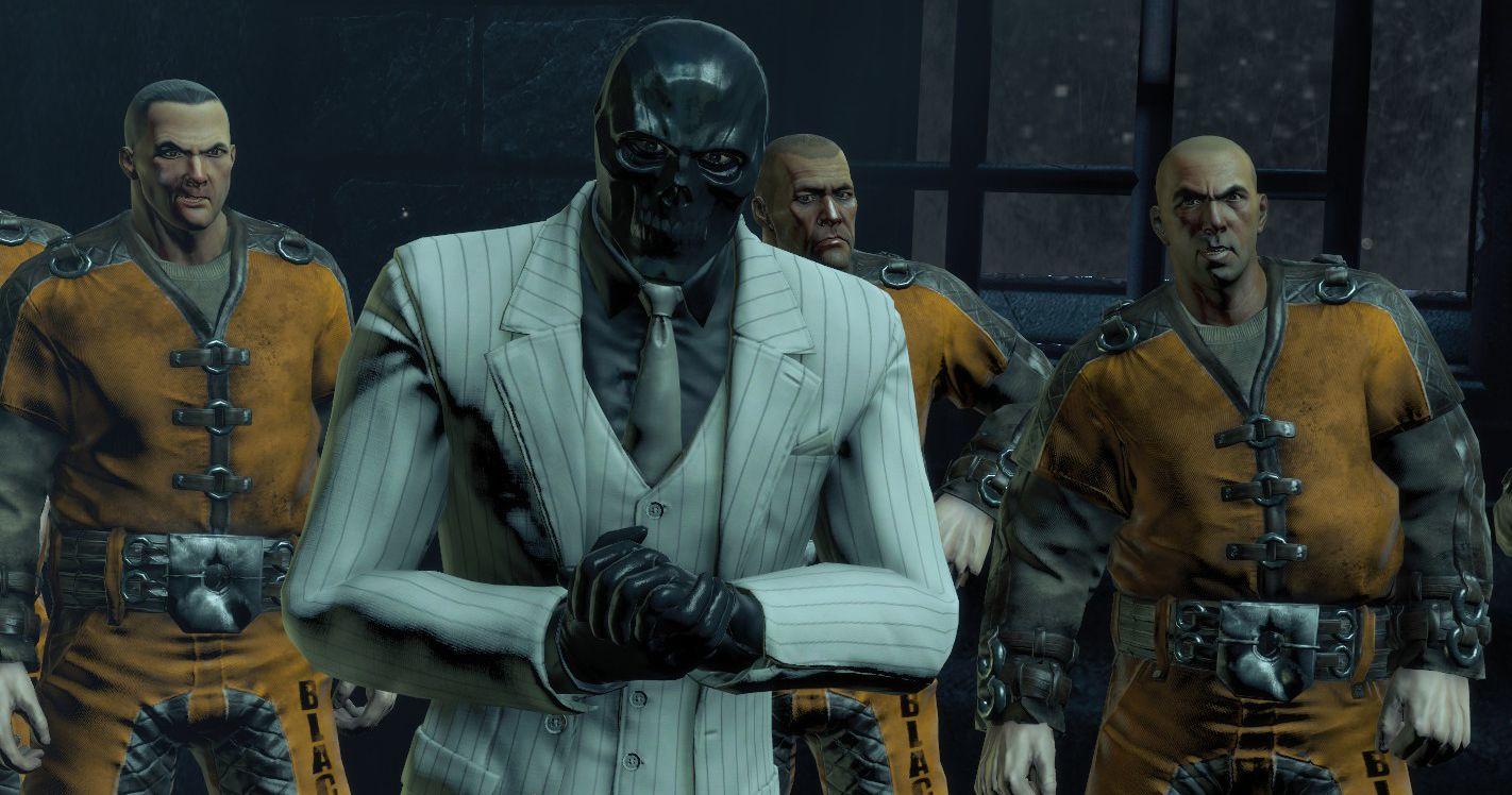 Det er nok av tvilsomme fyrer i Batman: Arkham Origins.